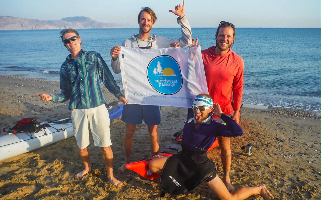 Crete Circumnavigation: Meet the Team
